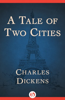 A Tale of Two Cities by Charles Dickens from Vearsa in General Novel category