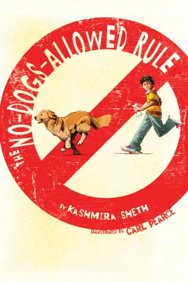 The No-Dogs-Allowed Rule by Kashmira Sheth from Vearsa in Teen Novel category