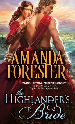 The Highlander's Bride by Amanda Forester from Vearsa in General Novel category