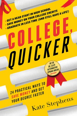 College, Quicker by Kate Stephens from  in  category