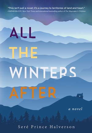 All the Winters After by Seré Prince Halverson from Vearsa in General Novel category