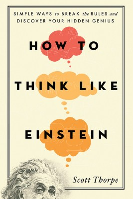 How to Think Like Einstein by Scott Thorpe from Vearsa in Motivation category