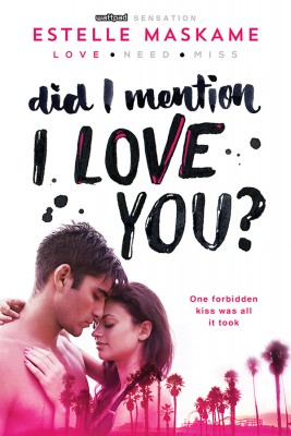 Did I Mention I Love You? by Estelle Maskame from Vearsa in General Novel category