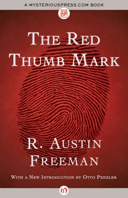 The Red Thumb Mark by R. Austin Freeman from Vearsa in General Novel category