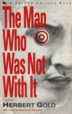 The Man Who Was Not With It by Herbert Gold from Vearsa in General Novel category