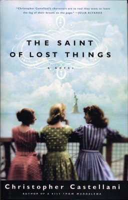 The Saint of Lost Things by Christopher Castellani from Vearsa in General Novel category
