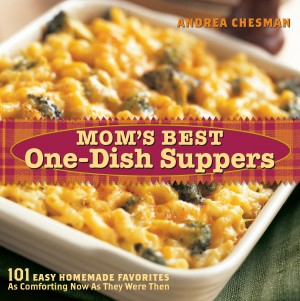 Mom's Best One-Dish Suppers by Andrea Chesman from Vearsa in Recipe & Cooking category