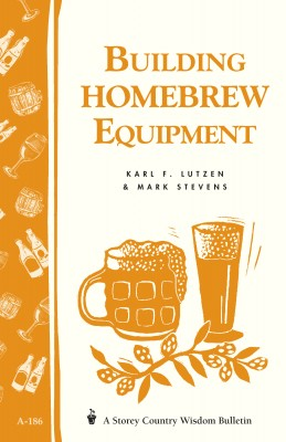 Building Homebrew Equipment by Mark Stevens from  in  category