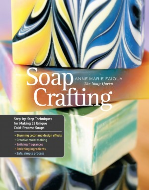 Soap Crafting by Anne-Marie Faiola from Vearsa in Lifestyle category