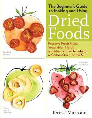 The Beginner's Guide to Making and Using Dried Foods by Teresa Marrone from Vearsa in Recipe & Cooking category
