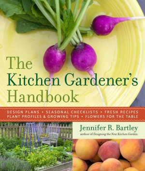 The Kitchen Gardener's Handbook by Jennifer R. Bartley from Vearsa in Lifestyle category