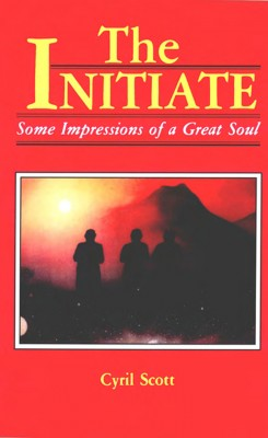 The Initiate by Cyril Scott from Vearsa in General Novel category