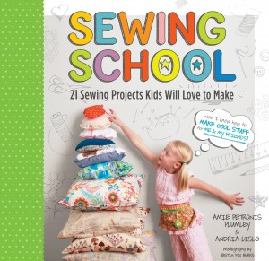 Sewing School by Amie Petronis Plumley from Vearsa in Teen Novel category