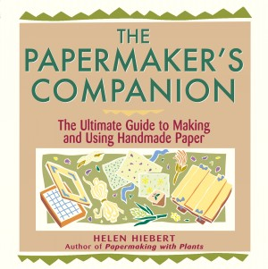The Papermaker's Companion by Helen Hiebert from Vearsa in Home Deco category