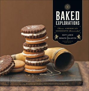Baked Explorations by Matt Lewis from Vearsa in Recipe & Cooking category