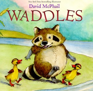 Waddles by David McPhail from Vearsa in Teen Novel category
