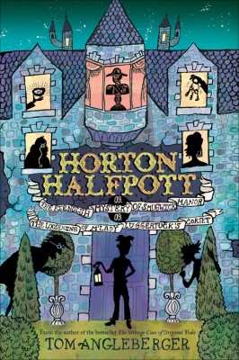 Horton Halfpott by Tom Angleberger from Vearsa in Teen Novel category