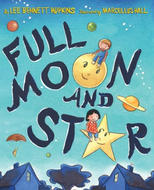 Full Moon and Star by Lee Bennett Hopkins from Vearsa in Teen Novel category