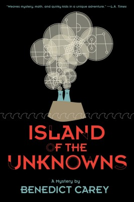 Island of the Unknowns by Benedict Carey from Vearsa in Teen Novel category
