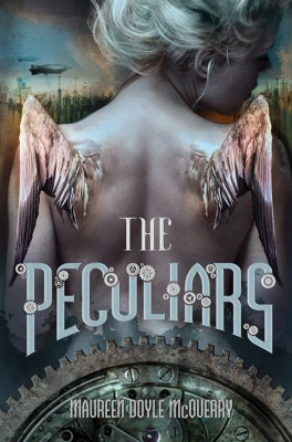 The Peculiars by Maureen Doyle McQuerry from Vearsa in Teen Novel category
