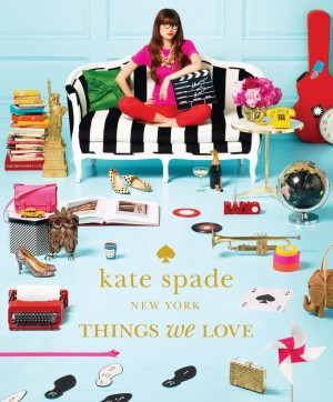 kate spade new york: things we love by kate spade new york from Vearsa in General Novel category