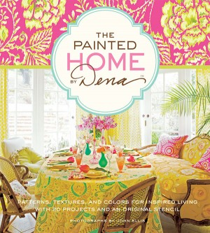 The Painted Home by Dena by Dena Fishbein from  in  category