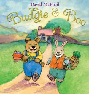 Budgie & Boo by David McPhail from Vearsa in General Novel category