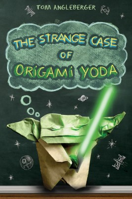 The Strange Case of Origami Yoda by Tom Angleberger from Vearsa in Teen Novel category