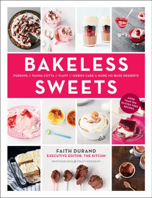 Bakeless Sweets by Faith Durand from Vearsa in Recipe & Cooking category