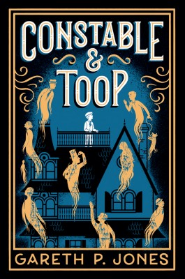 Constable & Toop by Gareth P. Jones from Vearsa in Teen Novel category