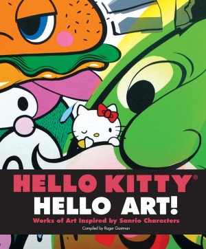 Hello Kitty, Hello Art! by Sanrio Sanrio from Vearsa in Art & Graphics category