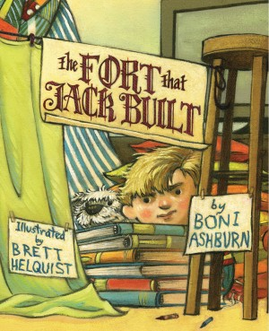 The Fort That Jack Built by Boni Ashburn from Vearsa in Teen Novel category