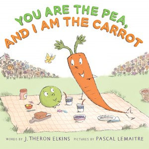 You Are the Pea, and I Am the Carrot by J.  Theron from Vearsa in Teen Novel category