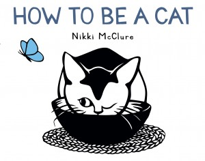 How to Be a Cat by Nikki McClure from Vearsa in Teen Novel category