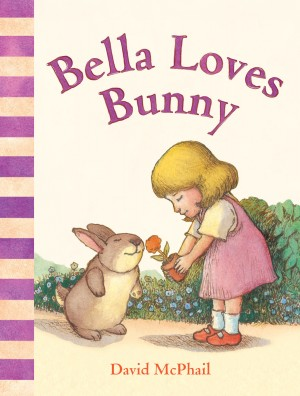 Bella Loves Bunny by David McPhail from Vearsa in Teen Novel category