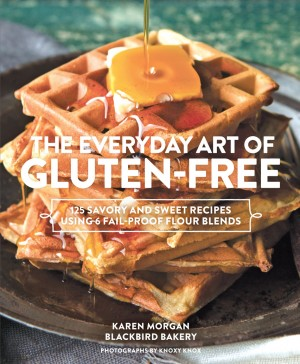 The Everyday Art of Gluten-Free by Karen Morgan from Vearsa in Recipe & Cooking category