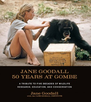 Jane Goodall: 50 Years at Gombe by Jane Goodall from Vearsa in Science category