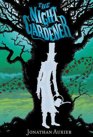 The Night Gardener by Jonathan Auxier from Vearsa in Teen Novel category