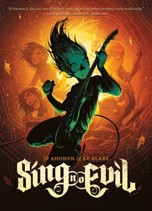 Sing No Evil by JP Ahonen from Vearsa in Comics category