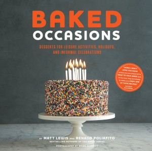 Baked Occasions by Matt Lewis from  in  category
