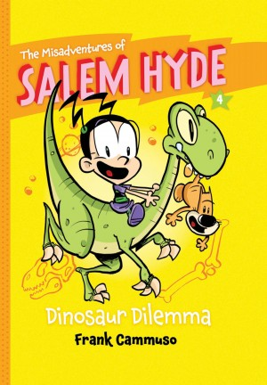 The Misadventures of Salem Hyde by Frank Cammuso from Vearsa in Teen Novel category