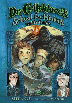 Dr. Critchlore's School for Minions by Sheila Grau from Vearsa in Teen Novel category