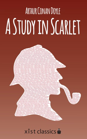 A Study in Scarlet by Sir Arthur Doyle from Vearsa in History category
