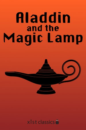 Aladdin and the Magic Lamp by Kate Douglas Wiggin from Vearsa in Teen Novel category