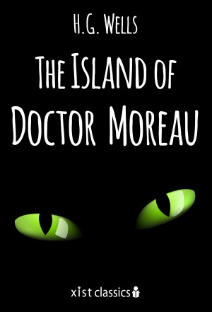 The Island of Doctor Moreau by H.G. Wells from Vearsa in General Novel category