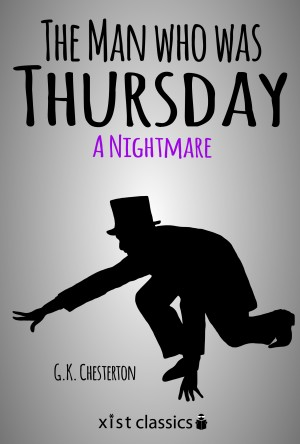 The Man who was Thursday: A Nightmare by Chesterton G.K. from Vearsa in General Novel category
