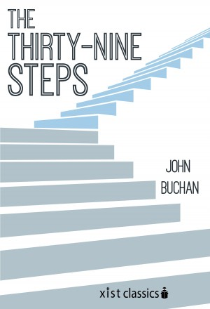 The Thirty-Nine Steps by John Buchan from Vearsa in General Novel category