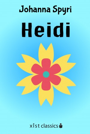 Heidi by Johanna Spyri from Vearsa in Teen Novel category