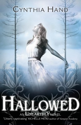 Hallowed by Cynthia Hand from Vearsa in Teen Novel category