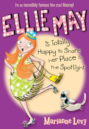 Ellie May is Totally Happy to Share Her Place in the Spotlight by Marianne Levy from Vearsa in Teen Novel category
